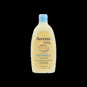 嬰兒天然燕麥洗髮沐浴露 532ML