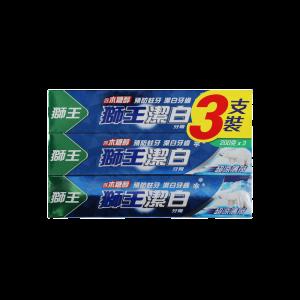潔白牙膏 超涼 200G x 3
